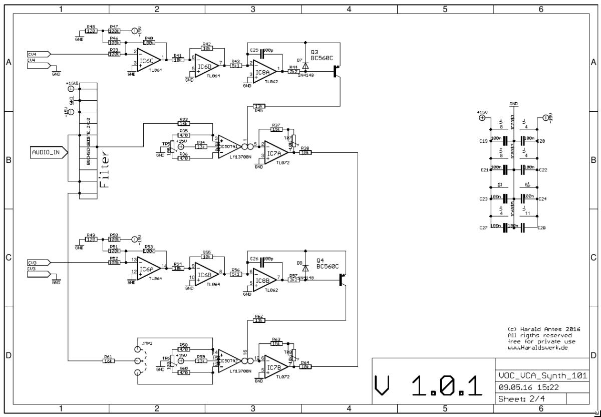 Vocoder Synthesizer www.haraldswerk.de on