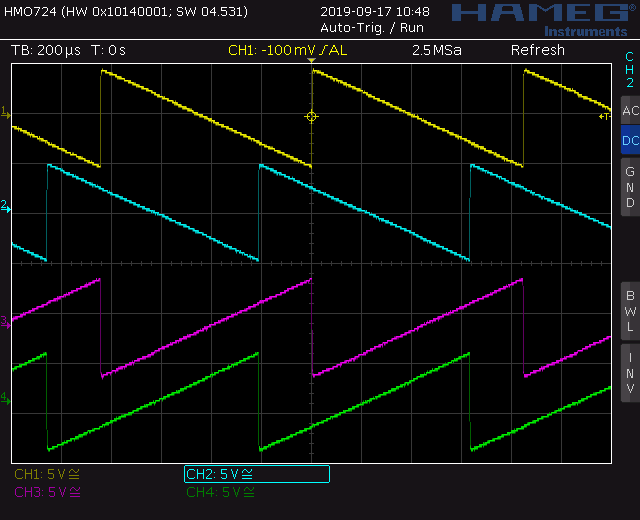 Saw screenshot from quad waveshaper for auadrature thru zero VCO