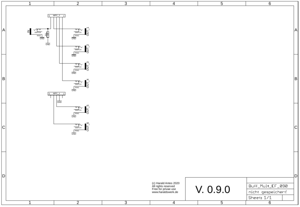 Buffered Multiple schematic 02