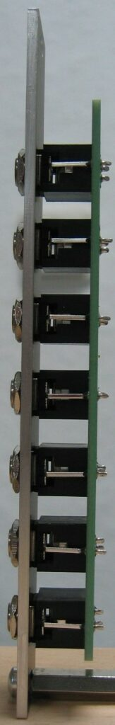 Passive Multiple: Side view