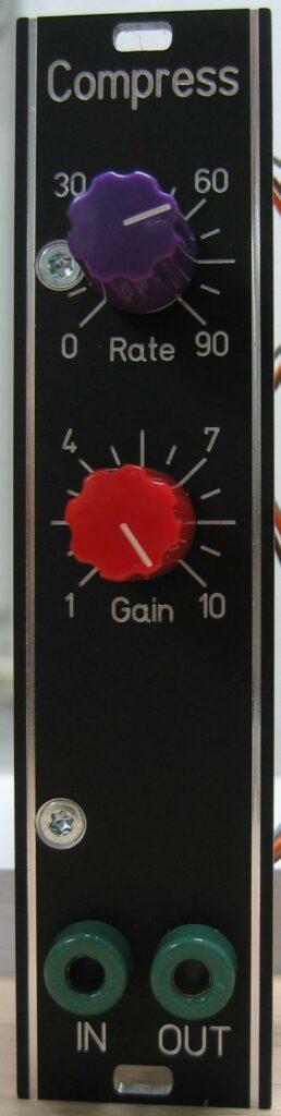 Compressor: Font view