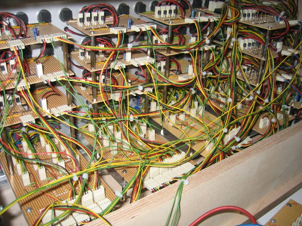 Sequencer: Inside