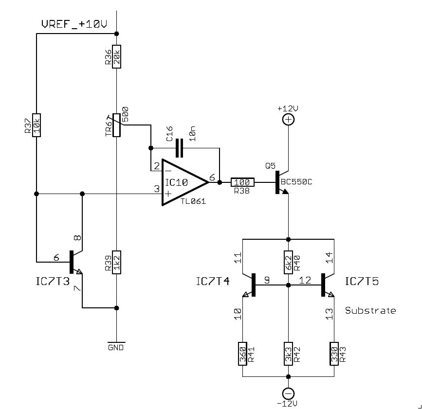 3046 heater schematic