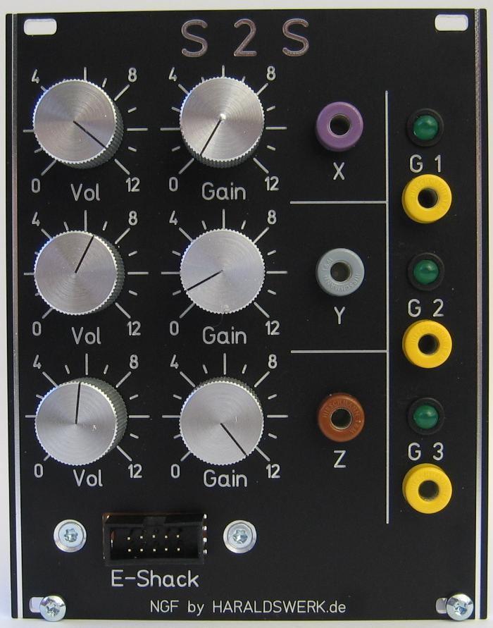 Shakuhachi 2 Synth Project: E-Shak Interface