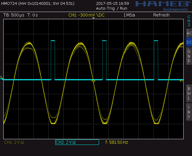 Shakuhachi 2 Synth Procect: Shakuhachi signal Ro kan