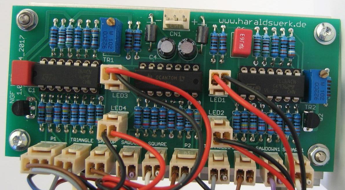 NGF-E Project: LFO PCB