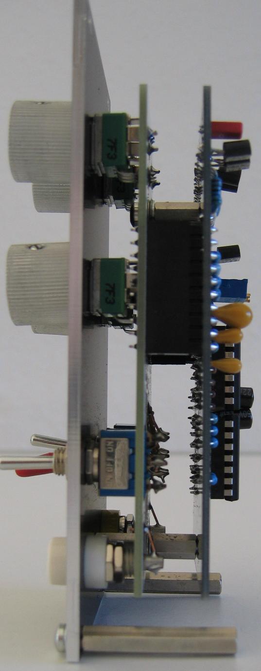 NGF ADSR flat module side view