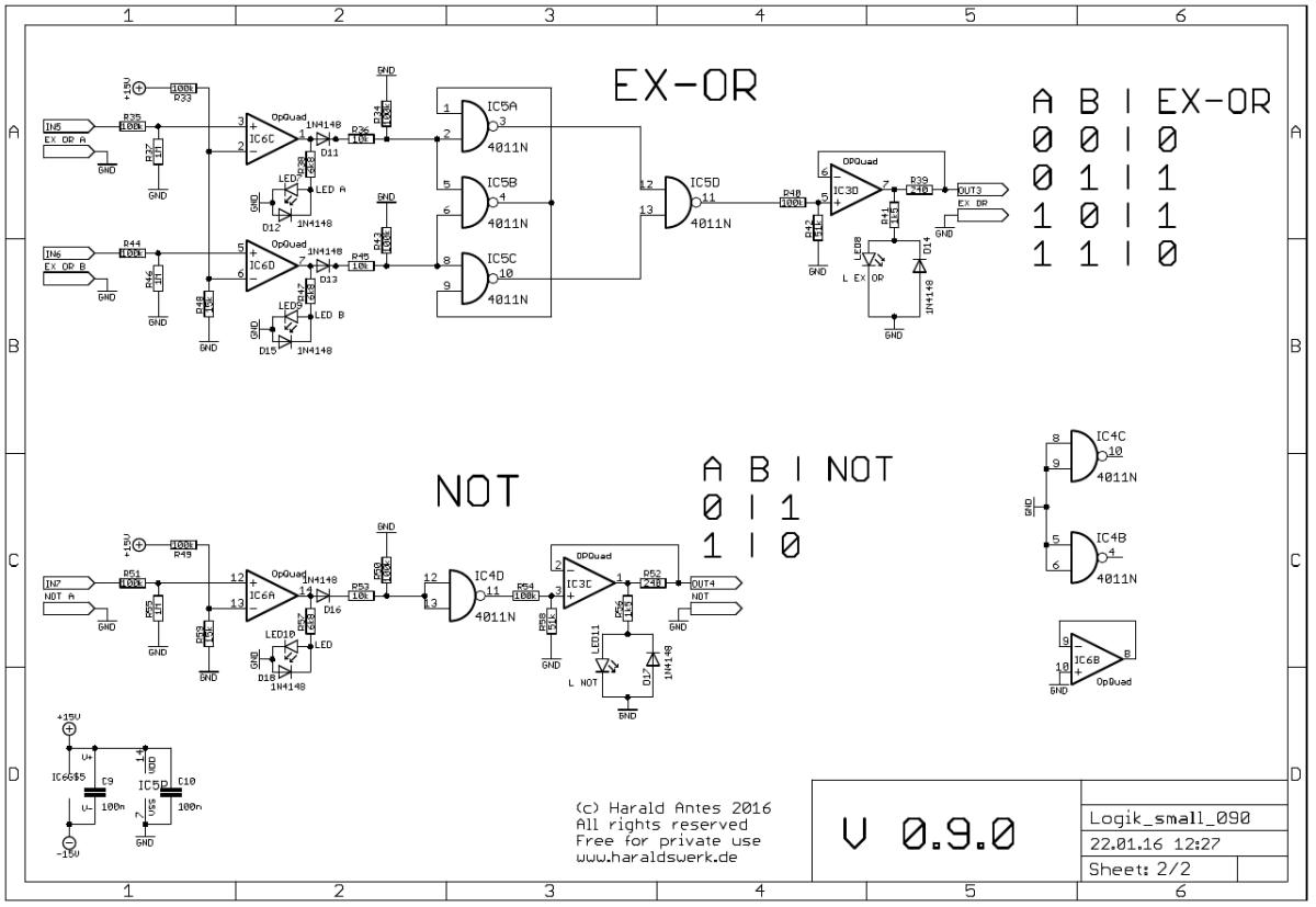 Logic Module schematic p. 02
