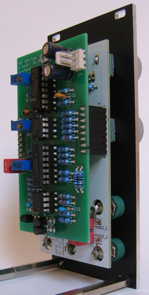 VCA Sims side view