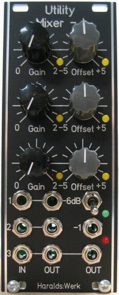 Utility Mixer I